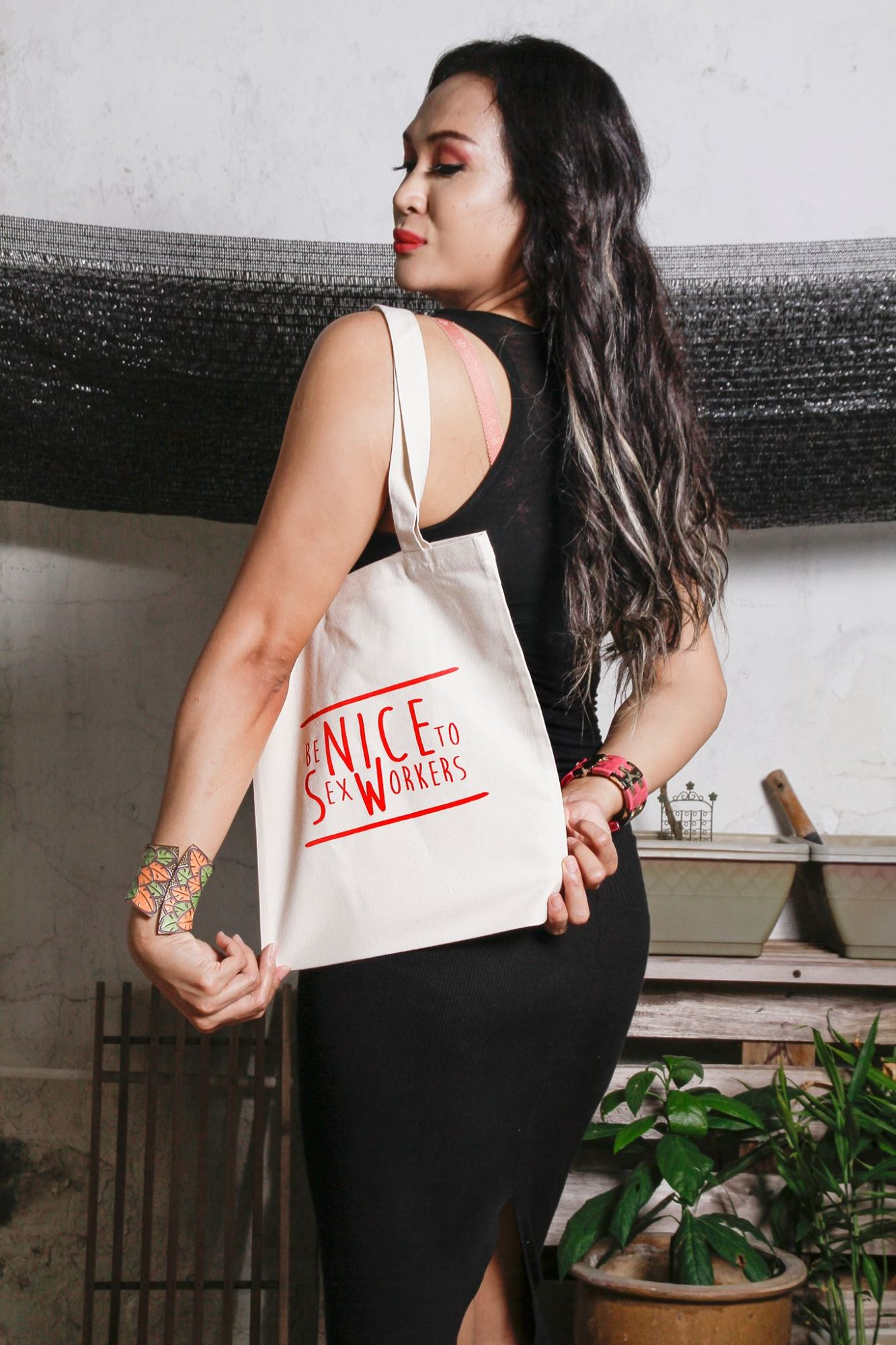 The Project X Tote