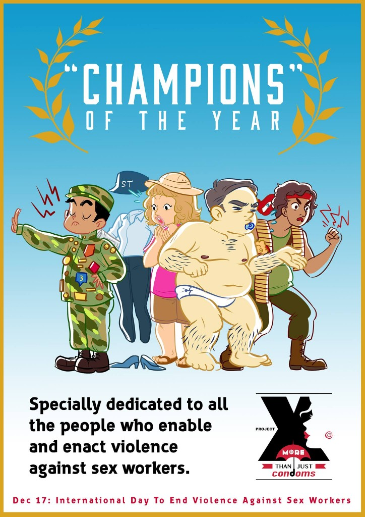 champions of the year cover